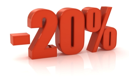 Stay 2 or more nights, Get 20 % Discount