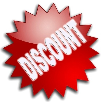 Ealry Booking Discount
